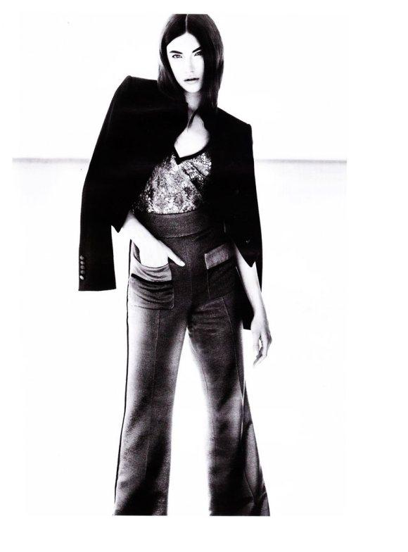 Jacquelyn Jablonski Vogue Germany May 2011