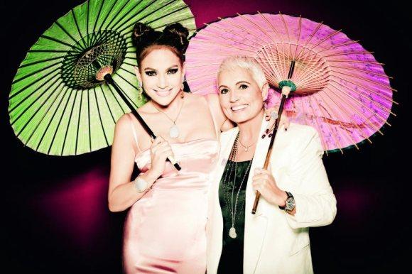 Jennifer Lopez TOUS Spring 2011 Campaign