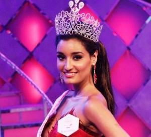 Miss India 2011 Winner is Kanishtha Dhankar