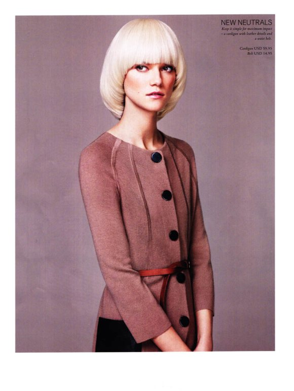 Kasia Struss HM Magazine Spring 2011