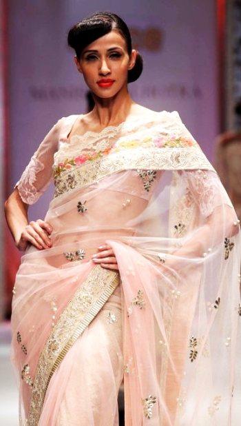 Manish Malhotra A-W 2011-2