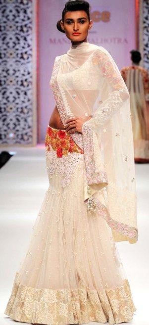 Manish Malhotra A-W 2011-3