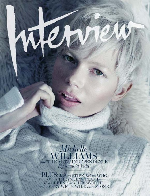 Michelle Williams Interview May 2011