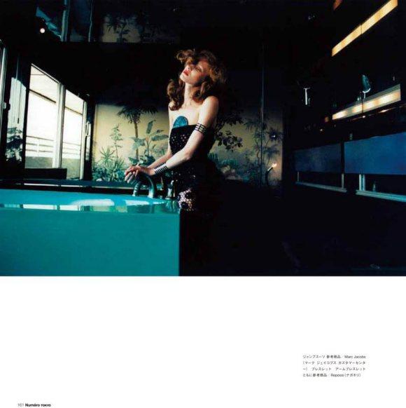 Olga Sherer Numero Tokyo May 2011