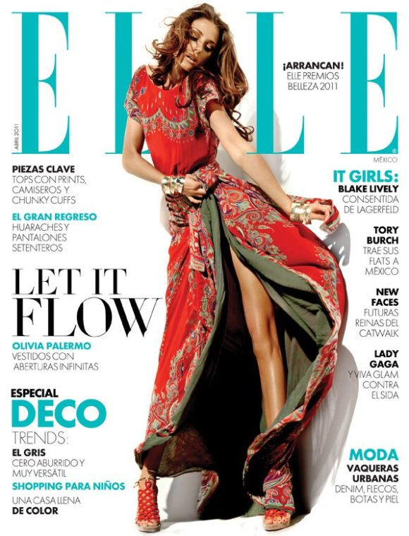 olivia palermo 2011 pictures. Olivia Palermo for Elle Mexico