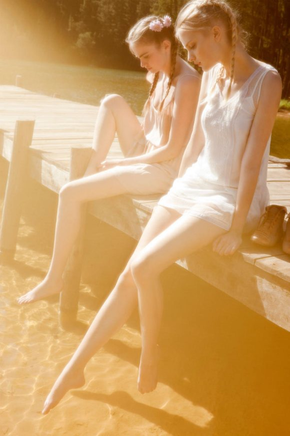 Pull Bear Spring 2011 Campaign