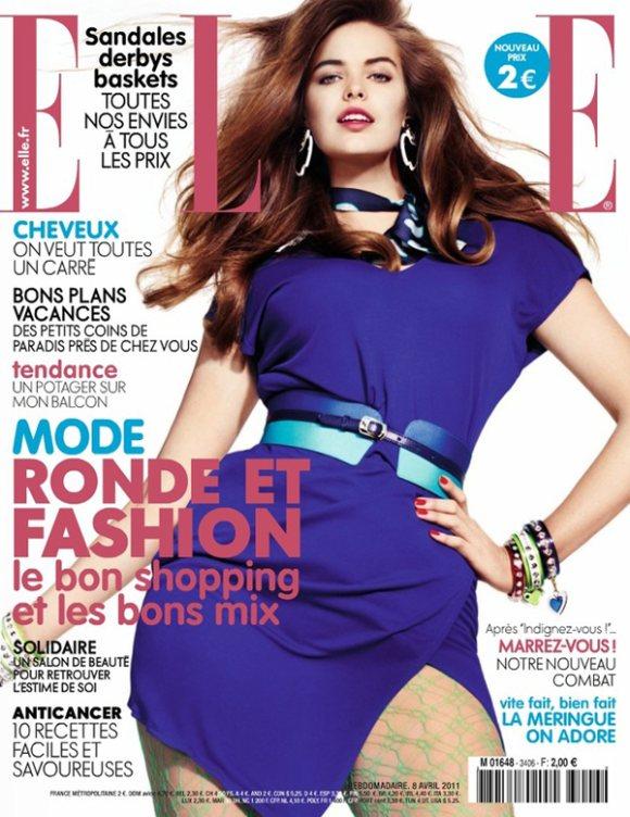 Ronbin Lawley ELLE France