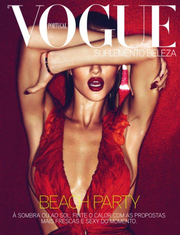 Rosie Huntigton Whiteley Vogue Portugal May 2011