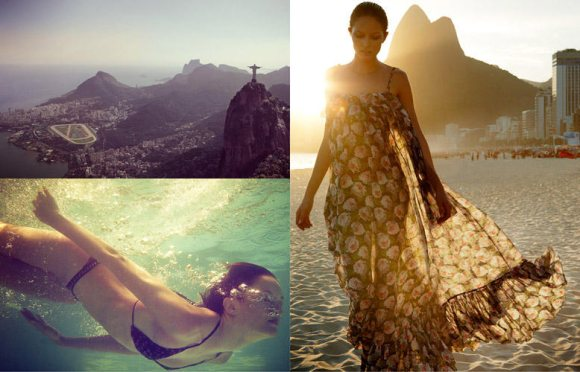 Solange Wilvert Vogue Spain May 2011