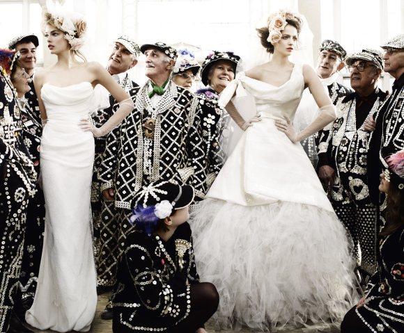 Vogue UK May 2011 Wedding Belles