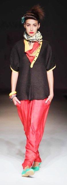 WIFW urvashi kaur A-W-2011-3
