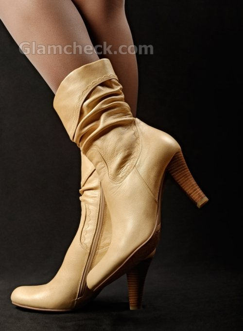 Ankle length boots for women