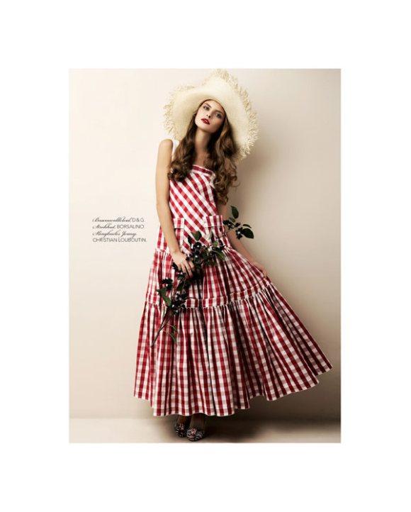 Anna Rudenko for Si Style