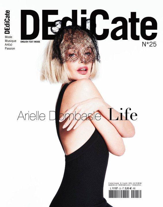 Arielle Dombasle DEdiCate Spring 2011