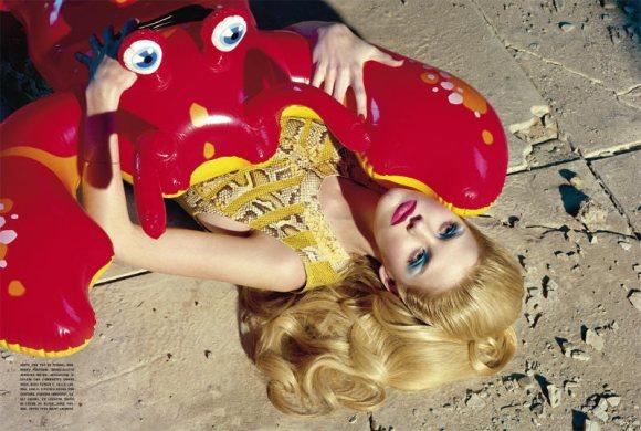 Ashley Smith Vogue Italia May 2011