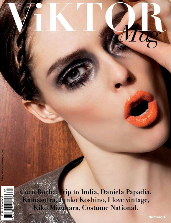 Coco Rocha Viktor Magazine Spring 2011