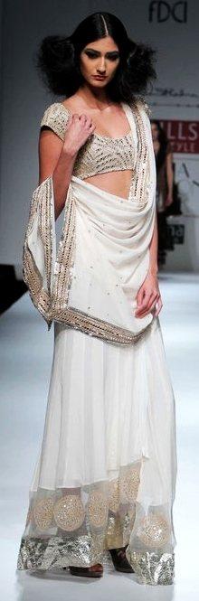 Designer Anand Kabra A-W 2011-1