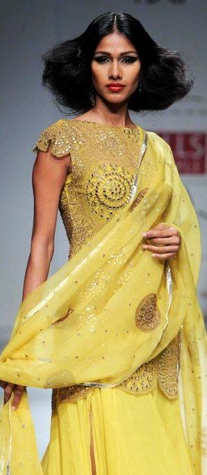 Designer Anand Kabra A-W 2011-2