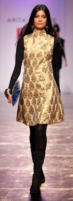 Designer Anita Dongre A-W 2011-2