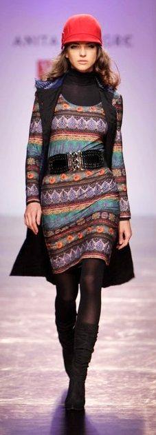 Designer Anita Dongre A-W 2011-3