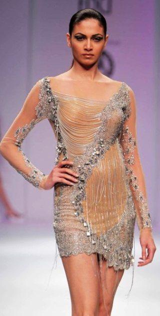 Designer Khushali Kumar A-W 2011-1