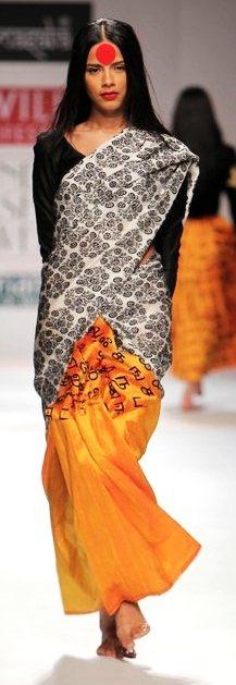 Designer Masaba Gupta A-W 2011-1