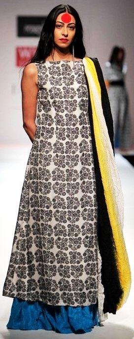 Designer Masaba Gupta A-W 2011-2