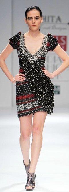Designer Nikhita Tandon A-W 2011-2