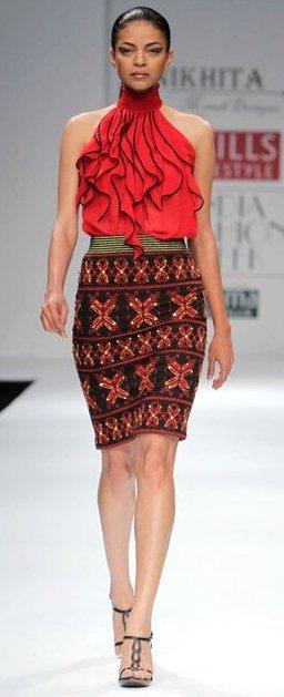 Designer Nikhita Tandon A-W 2011-3