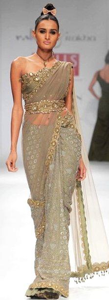Designer Rabani  Rakha A-W 2011-2