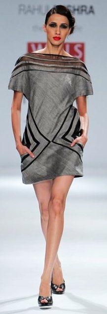 Designer Rahul Mishra A-W 2011-1