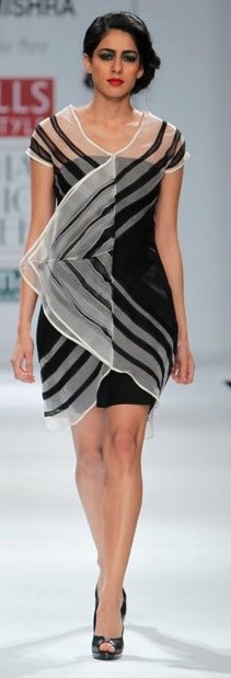 Designer Rahul Mishra A-W 2011-3