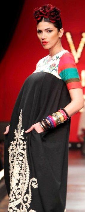 Designer Sabyasachi Mukherjee A-W 2011-3