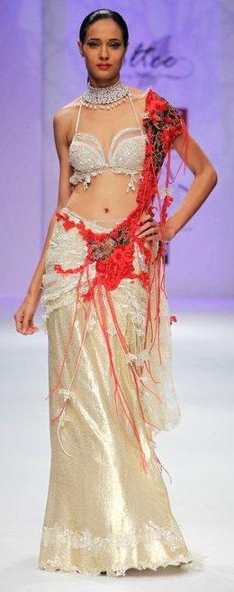 Designer Sulakshana Monga A-W 2011-1