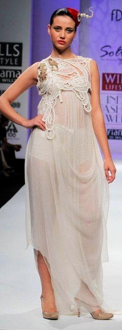 Designer Sulakshana Monga A-W 2011-3