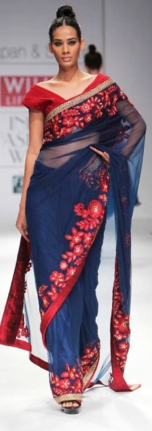 Designer Swapan Seema A-W 2011-3