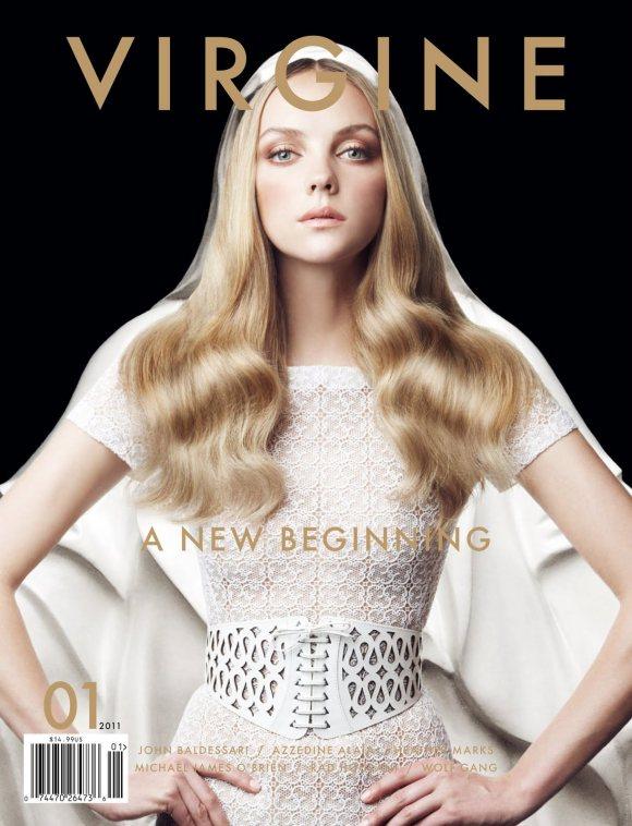 Heather Marks Virgine Magazine Summer 2011