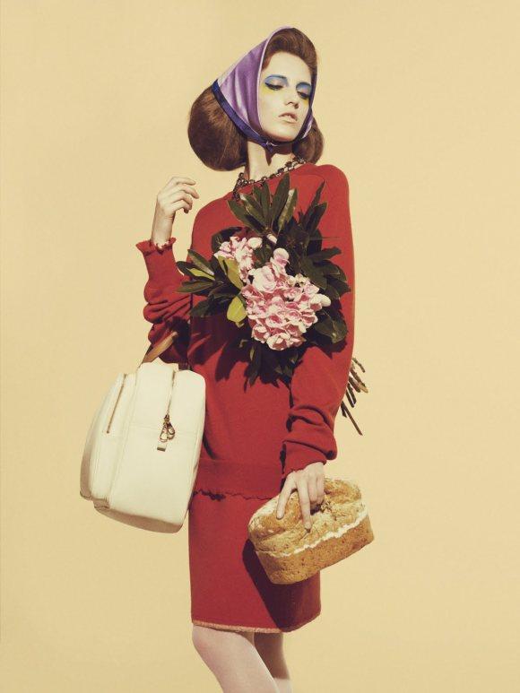 Iris Egbers The Sunday Times Style May 2011