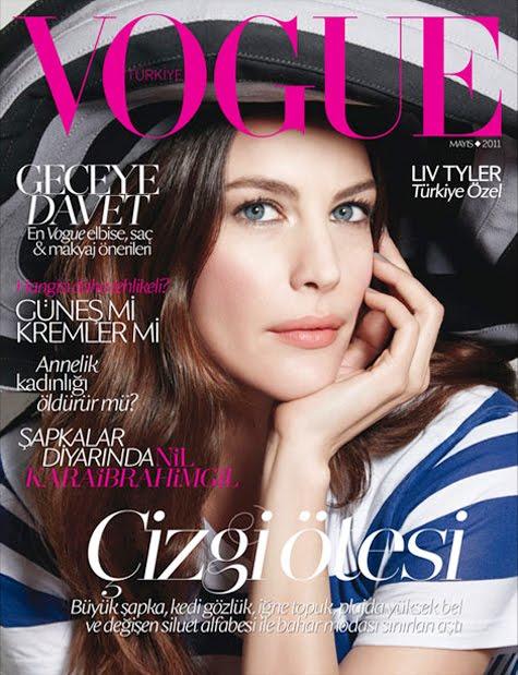 Liv Tyler Vogue Turkey May 2011