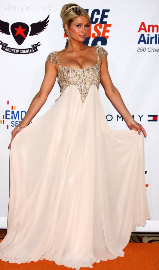 Paris-Hilton-gorgeous-Tony-Ward-couture-gown