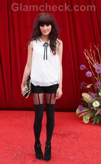 Sophie-Powles-white-top-2011-british-soap-awards