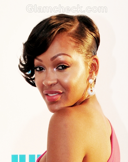 Updo-Hairstyle-Celebrity-Meagan-Good