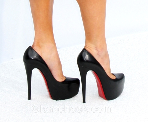 Ysl christian louboutin fight over red soles