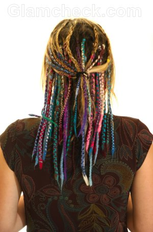 bohemian braided hairstyles