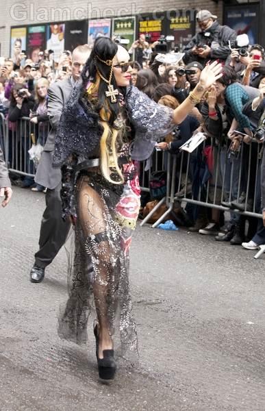 lady gaga fashion style