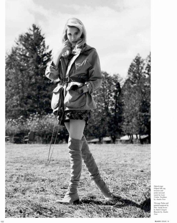 Ashley Smith Black Magazine 14