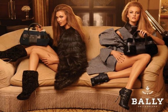 Bally Fall 2011 Campaign Preview