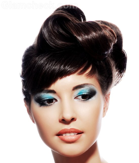 Makeup for Blue Wedding Dresses « Weddingbee Boards