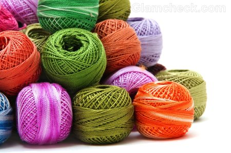 Body temperature regulating high performance yarn