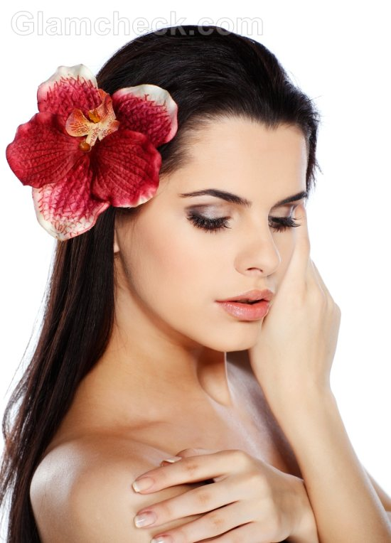 Flower hairstyles-10